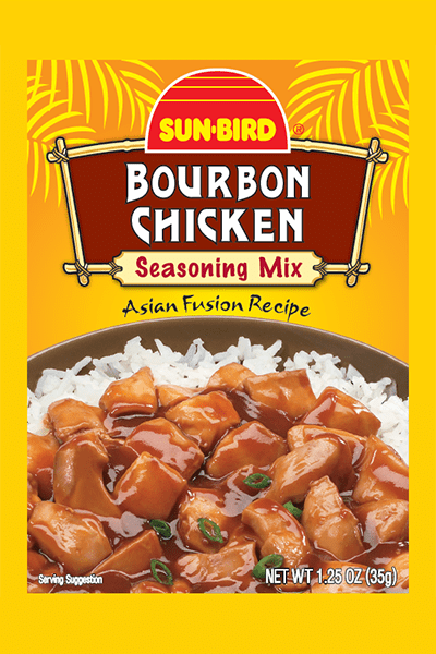BOURBON CHICKEN SEASONING MIX