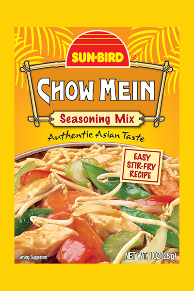 CHOW MEIN SEASONING MIX