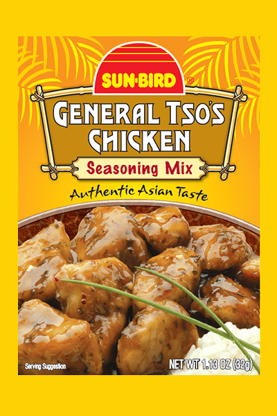 GENERAL TSO'S CHICKEN SEASONING MIX